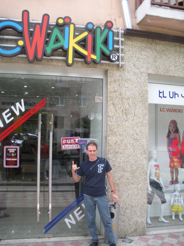 Waikiki in Armenia