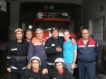 Frank and Armenian fire fighters